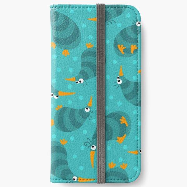 Kameeri birds iPhone Wallet