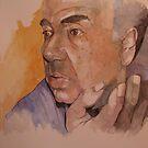 Fr.Joe Borg by Ray-d