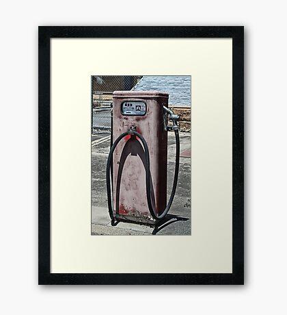 The Juice Framed Print