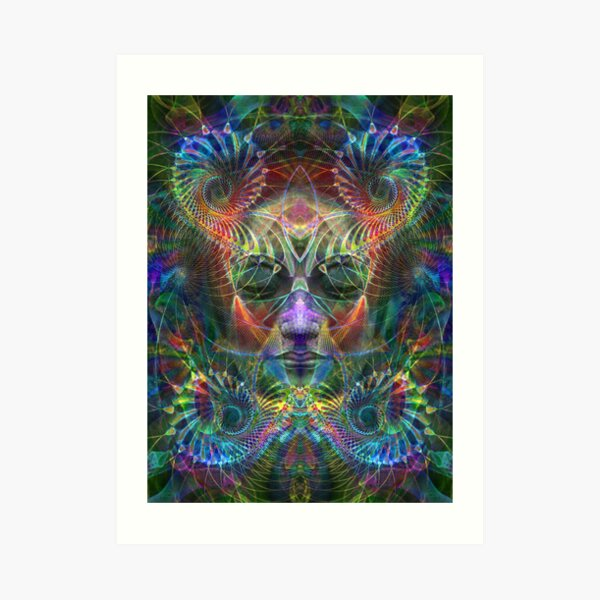 My place of peace Art Print