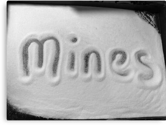 ©THE SALTMINES - SOLD by Colleen2012