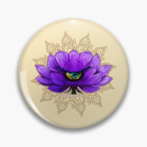 Banganī Kamala Sticker Pin