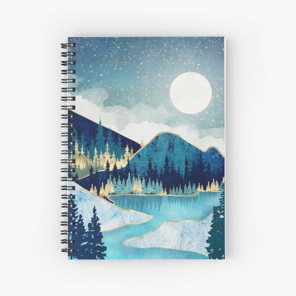 Morning Stars Spiral Notebook