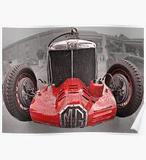 MG K3 1934 Poster