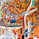 Computer Circuit Board by Delights