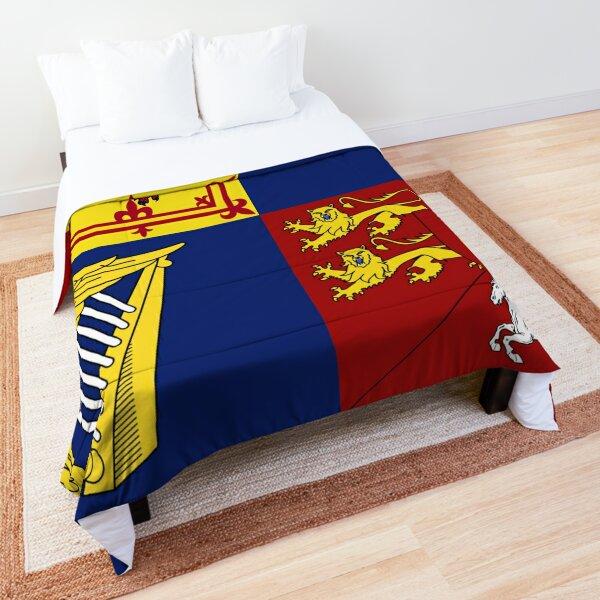 Royal Standard of the United Kingdom Comforter