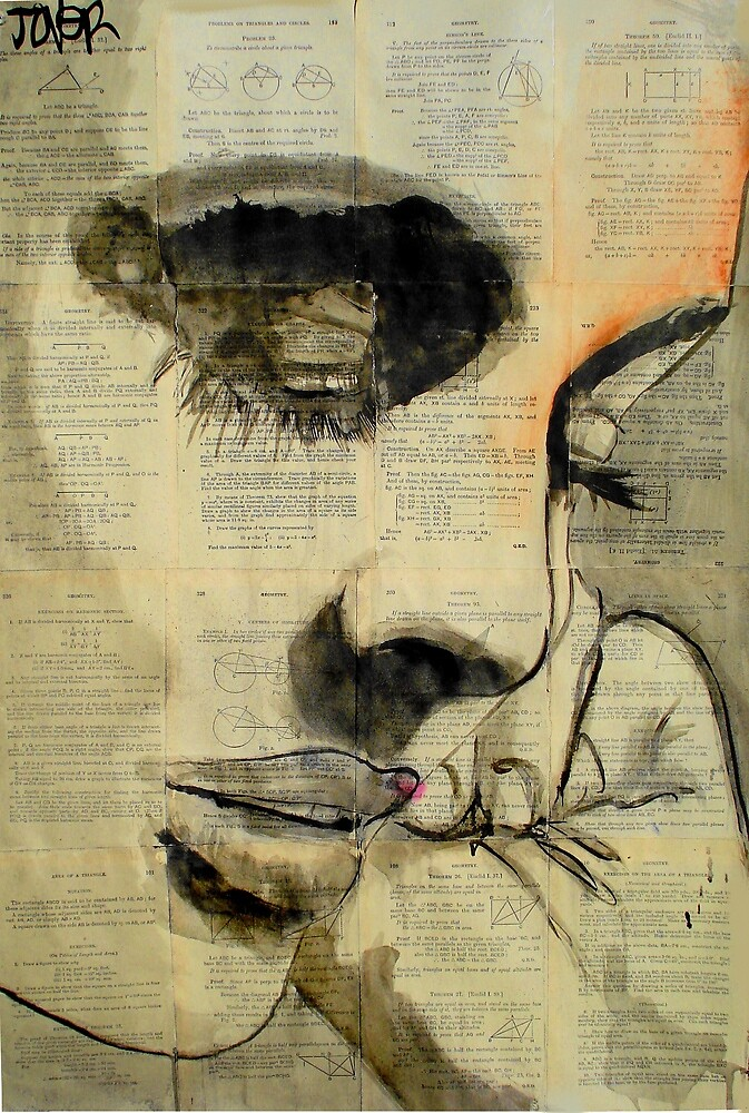 reflection by Loui  Jover