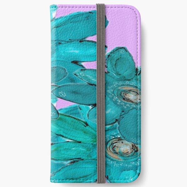 WILDLY BOTANICAL iPhone Wallet
