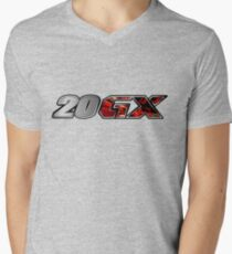 20GX Mens V-Neck T-Shirt