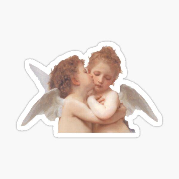 L'Amour et Psyché, enfants Sticker