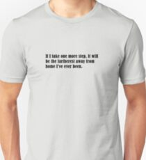 One more step T-Shirt