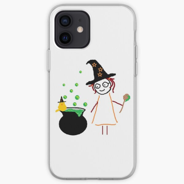 Jenny Halloween iPhone Soft Case