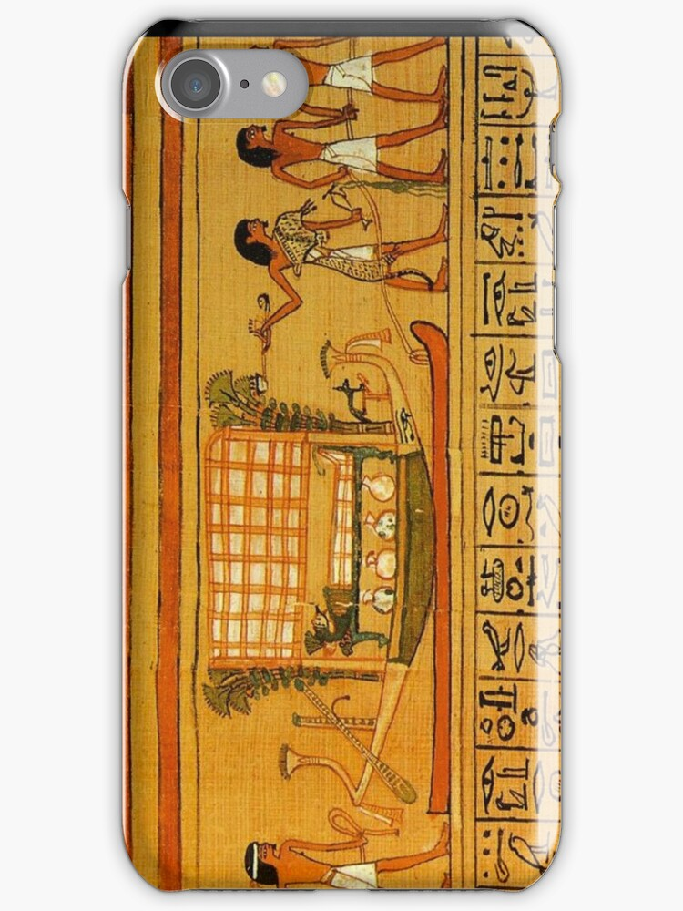 Egyptian papyrus by Ommik