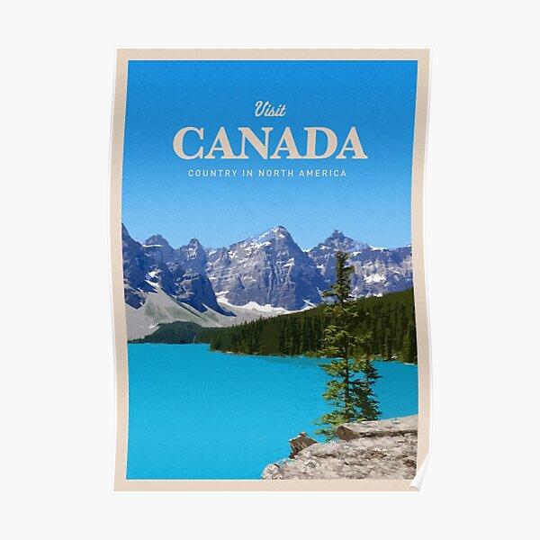 Visit Canada Poster