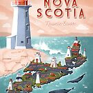 NOVA SCOTIA by seasidespirit