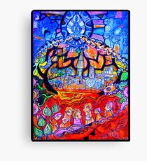 aeon community Canvas Print