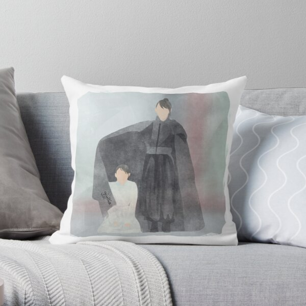Scarlet Heart Ryeo 02 Throw Pillow