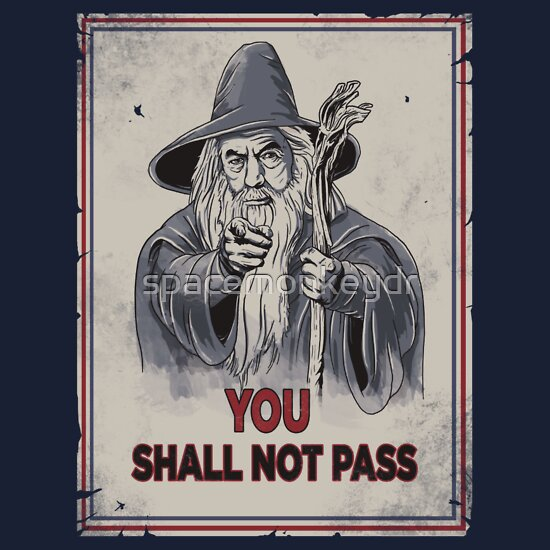 TShirtGifter presents: Uncle Gandalf- Lord of the Rings Shirt