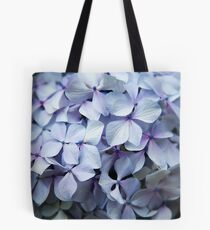 Hydrangea Up Close and Personal Tote Bag