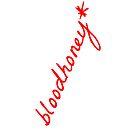 bloodhoney* iPhone case - white by harun mehmedinovic