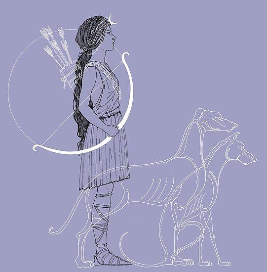 Artemis von Jessica Gadra
