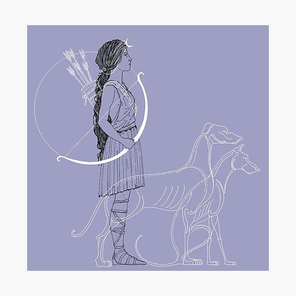 Artemis Photographic Print