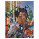 Mustang Dream by Graeme  Stevenson