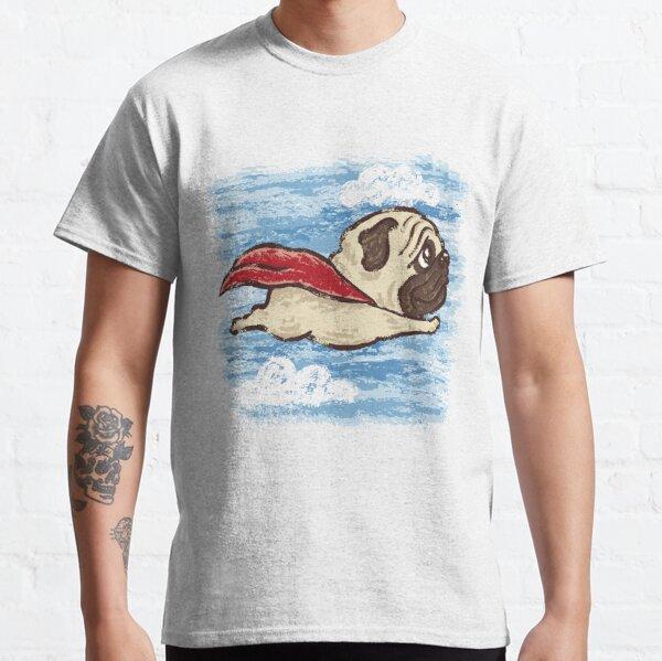 Flying Pug Classic T-Shirt