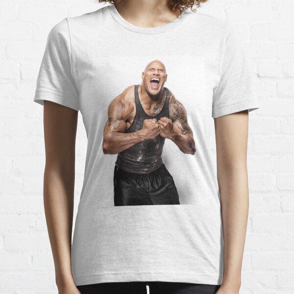 dwayne johnson Essential T-Shirt