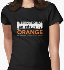 International Orange Summit 2015 San Francisco Architecture T-shirt T-Shirt
