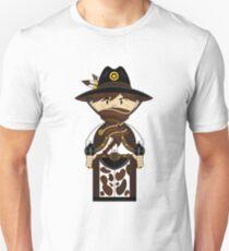 "Cute ""Wild West' Cowboy Sheriff T-Shirt"