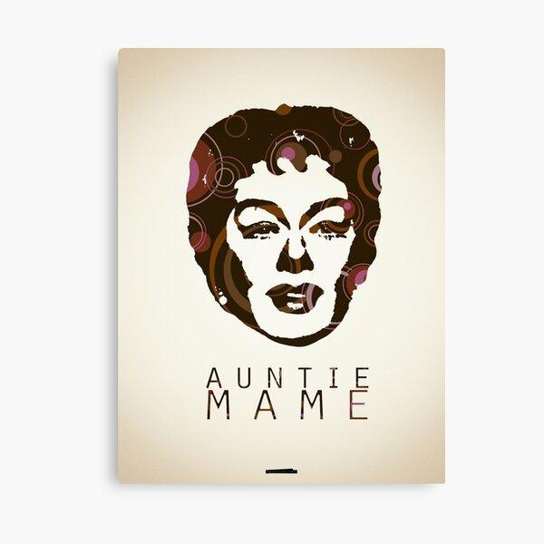 Icons - Mame Dennis Canvas Print