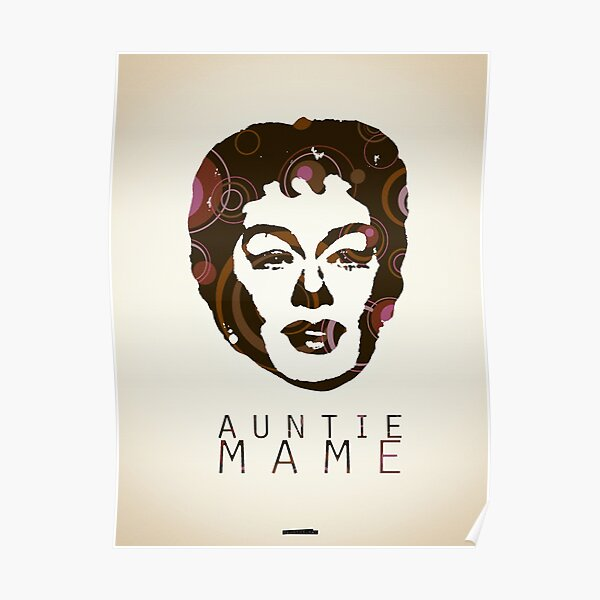 Icons - Mame Dennis Poster