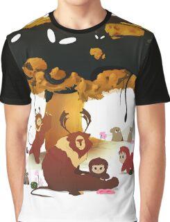 Birth of Viruna Graphic T-Shirt