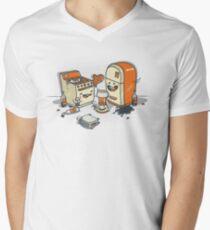My Drunk Kitchen Men's V-Neck T-Shirt