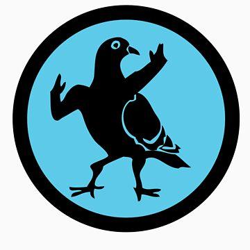 Pigeon Skank by TheDeej