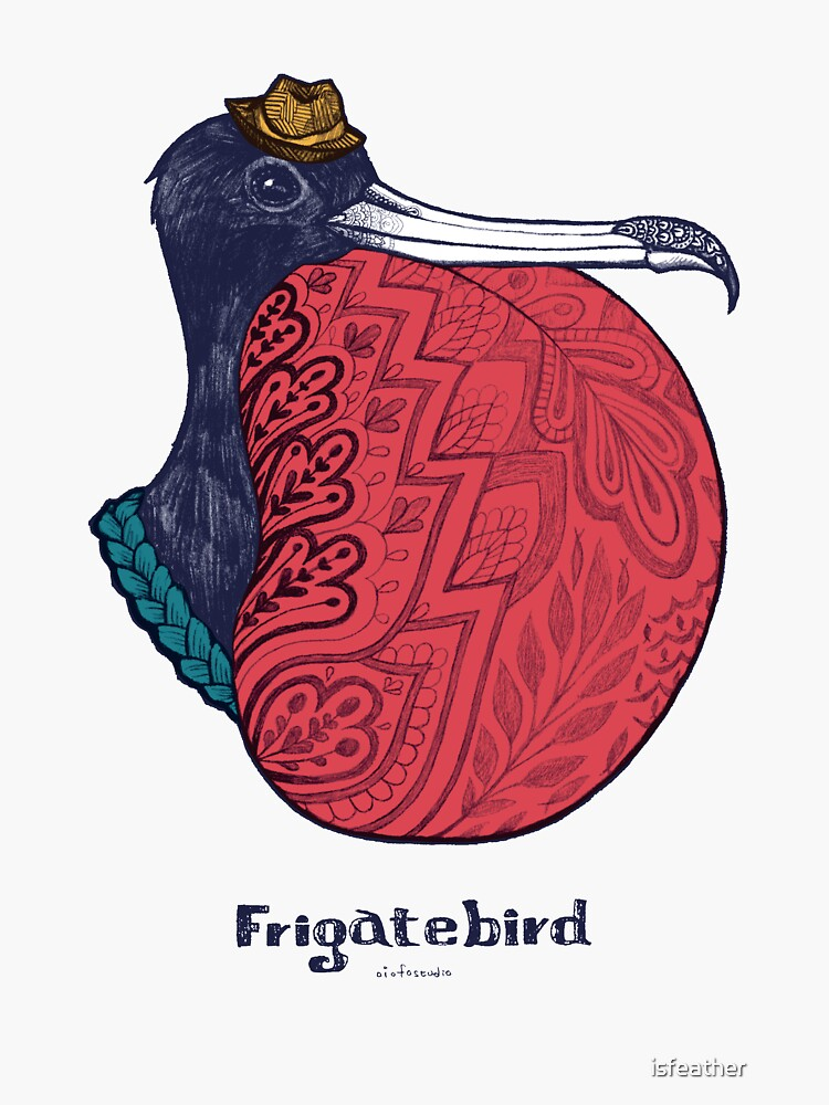 Frigatebird by isfeather