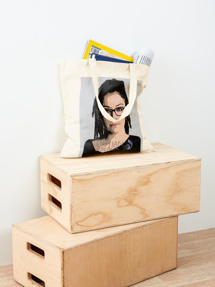 Alternate view of Cosima Niehaus - Orphan Black Tote Bag