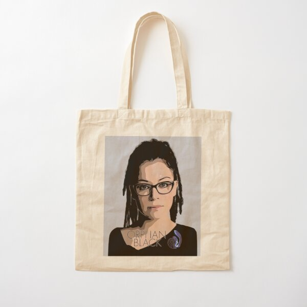 Cosima Niehaus - Orphan Black Cotton Tote Bag