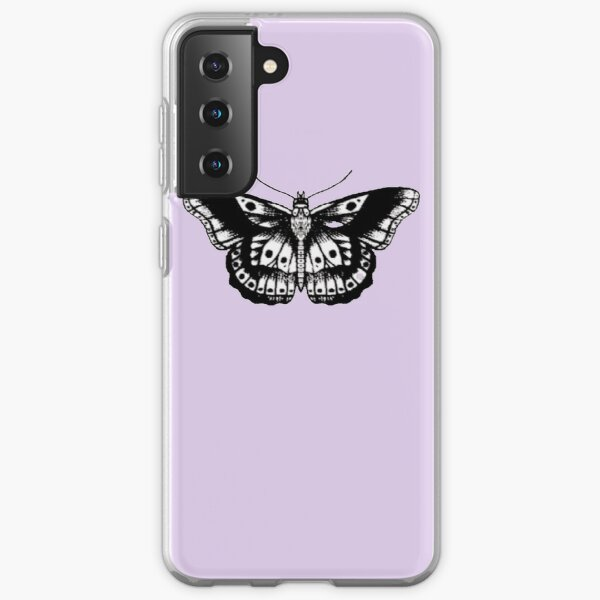 Papillon HarryStyles Coque souple Samsung Galaxy