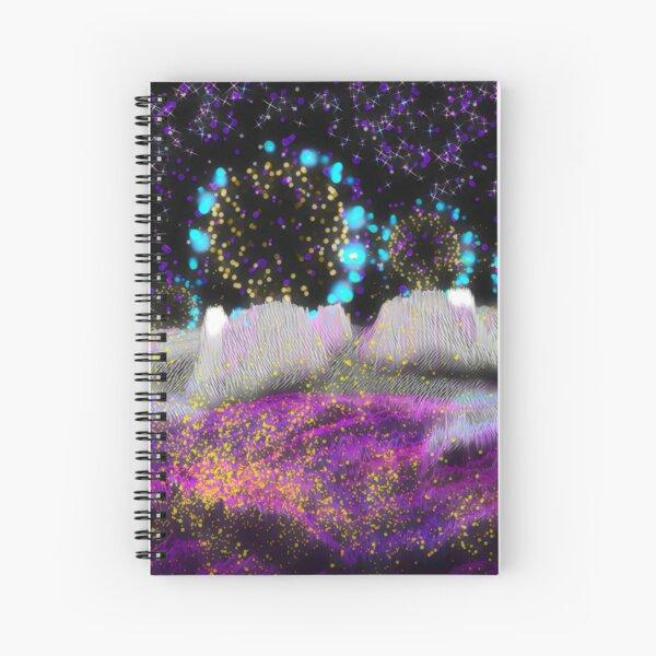 Neblixall Spiral Notebook