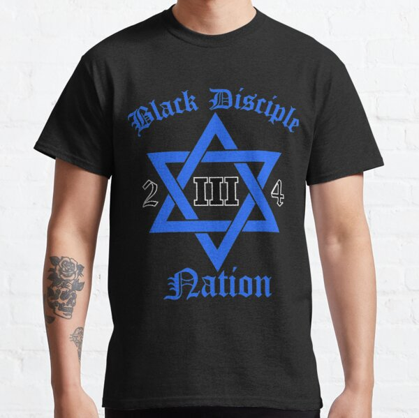 Black Disciple Nation Classic T-Shirt