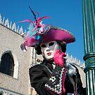 Carnavale di Venezia  by Louise Fahy