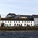 Panorama (The Long Walk) Galway Ireland by JoeTravers