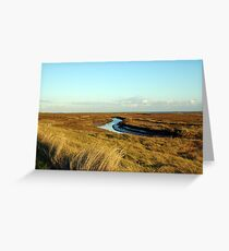 Dovercourt Marshland Greeting Card