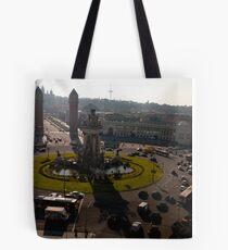 Placa Espana Tote Bag