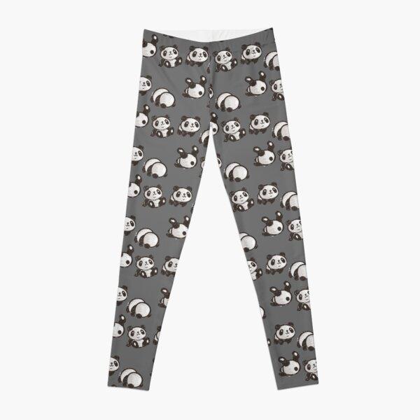 Rolling panda Leggings