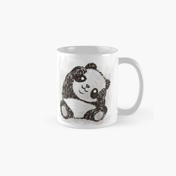 Cute Panda Classic Mug