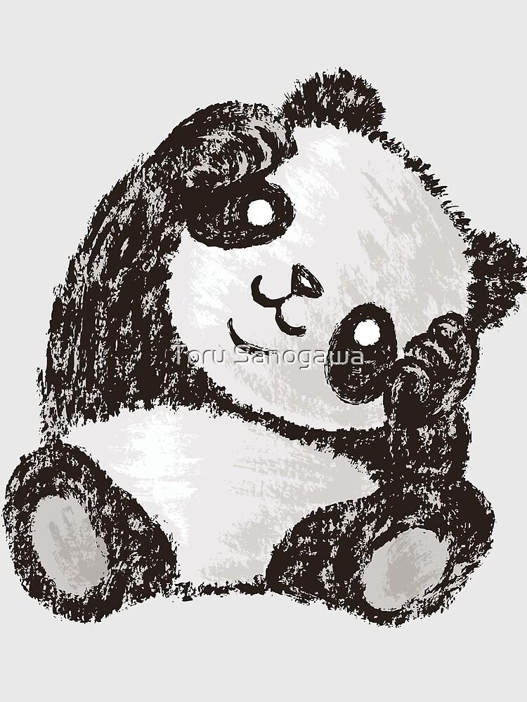 Cute Panda by sanogawa