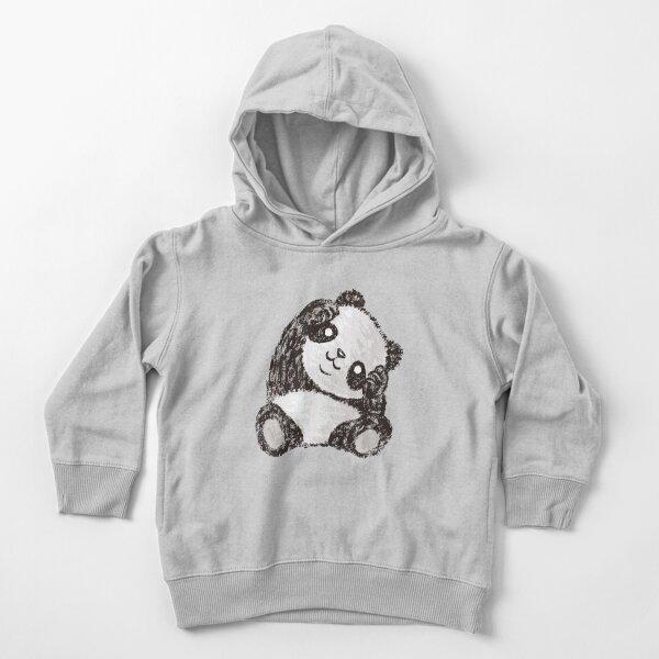 Cute Panda Toddler Pullover Hoodie